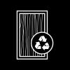 Межкомнатные двери с искусственным покрытием