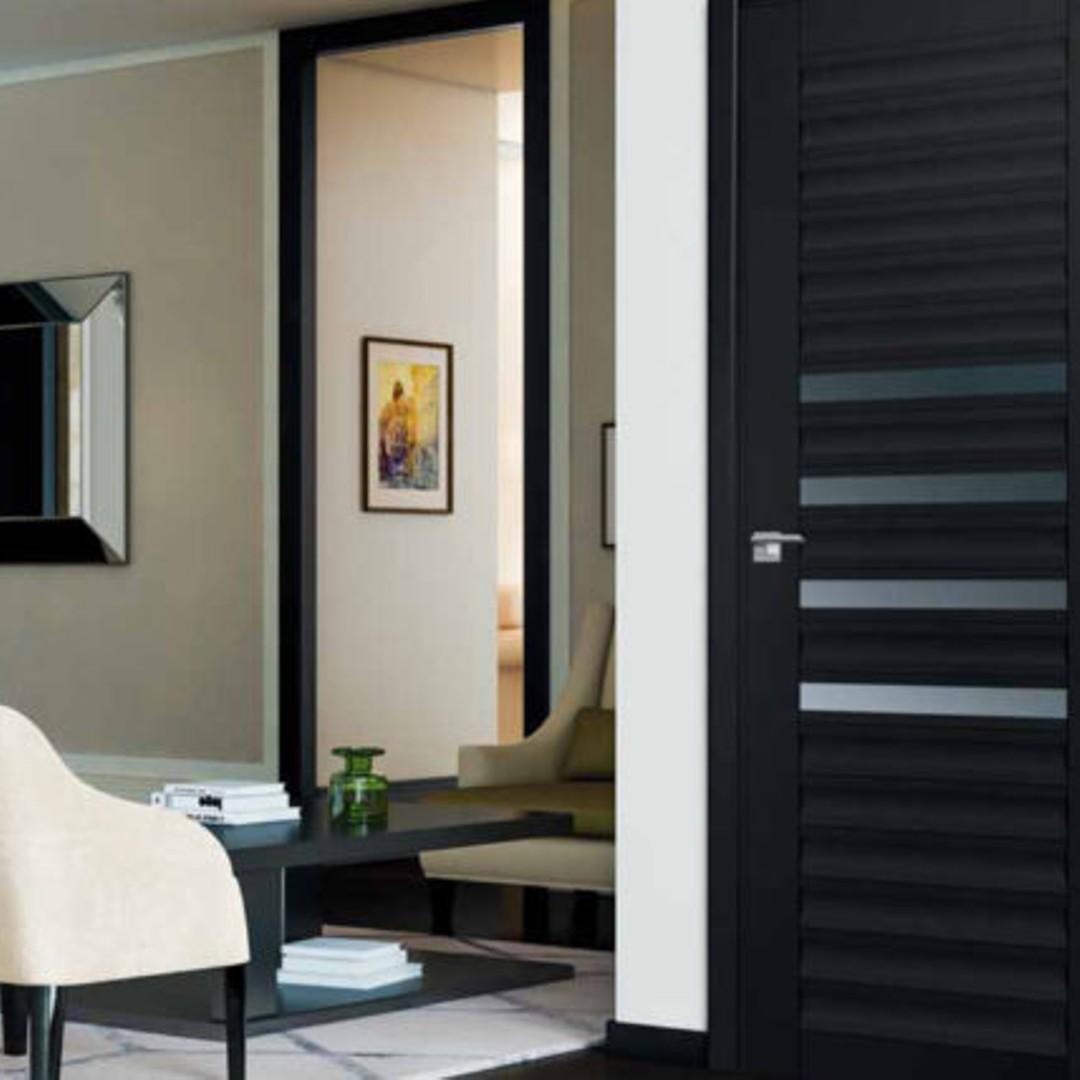 Межкомнатные двери Profil Doors серии U в интерьере